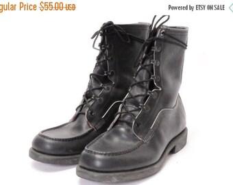 30% OFF Work Boot Size: 8 Men's