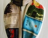 Book Scarf, Literature Scarf. Favouirite books scarf by rooby lane