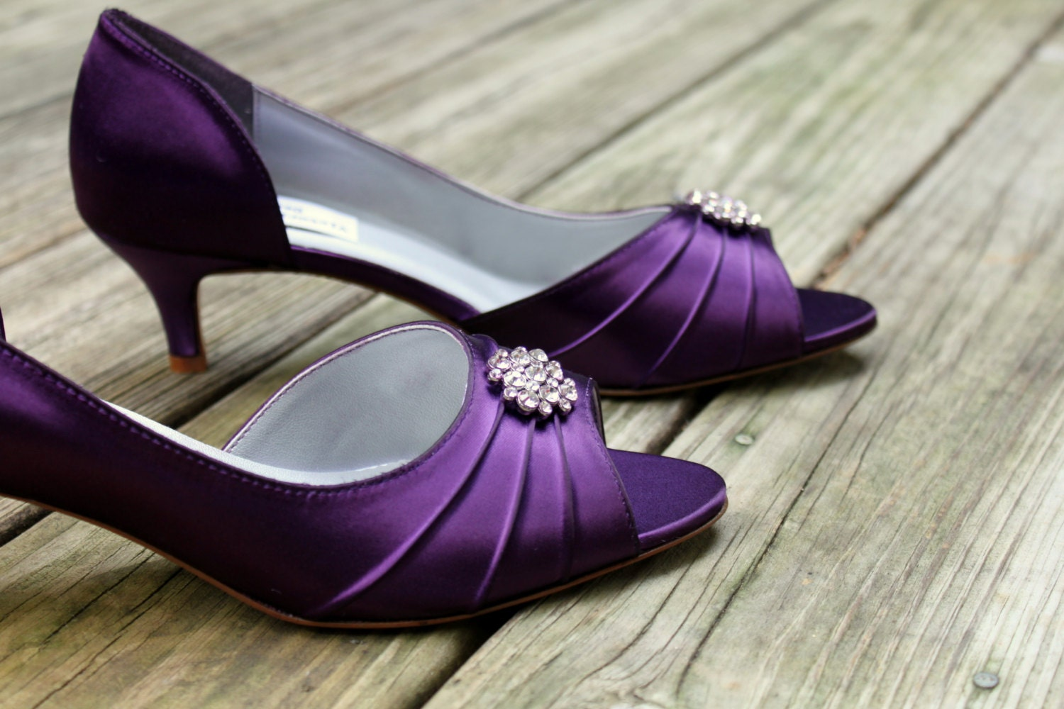 purple wedding shoes low heel purple pumps low heel heels zone 6925