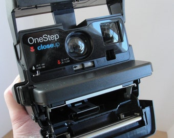 Vintage Polaroid One Step Close Up  instant camera