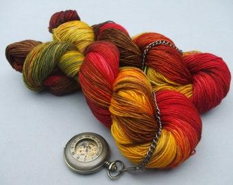 Soft Socks 4 ply Yarn. Sleepy Hollow