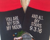 Groom socks - navy - wedding socks - fiance gift - second anniversary gift - mens dress socks - husband gift - dad gift