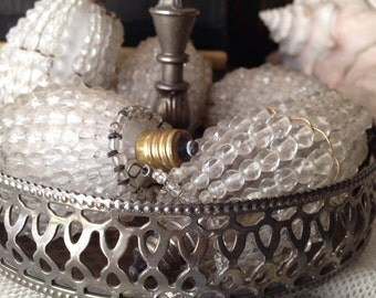 Vintage Silver Plated Tray Jewelry Catch All
