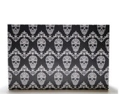 Basic Halloween Empty Magnetic Makeup Palette Eyeshadow Organizer Storage - Dia de los Muertos