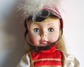 Effanbee Majorette Doll Susie Sunshine 1960's