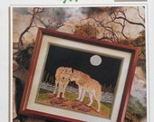 50% OFF Solomon Dixon OUT OF The Mist By Color Charts - Counted Cross Stitch Pattern Chart