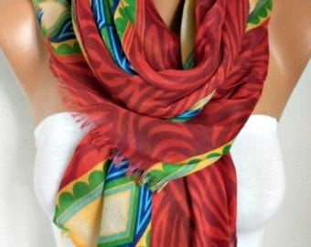 Cotton Scarf Shawl Spring Summer Scarf Cowl Bridesmaid Gift Beach Wrap Pareo Gift Ideas For Her Women Fashion Accessories Scarves