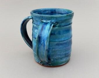 Pottery Washing Cup - Ceramic Negel Vasser