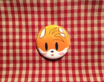 Tails (Sonic the Hedgehog) Button