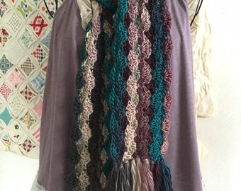 Shell Scarf - Made to Order