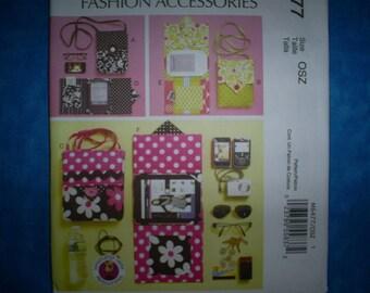McCalls 6477 Fashion Accessories.