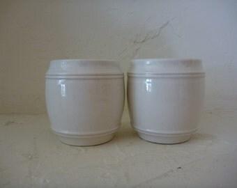 French Yogurt Pots