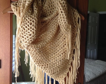 Sweet November shawl