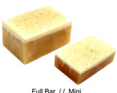 CLEARANCE 50% OFF SALE: The Bee's Knees- Mini Size 1.5 oz Bar