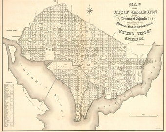 Washington D.C. – 1839