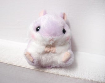 Cute hamster soft toy