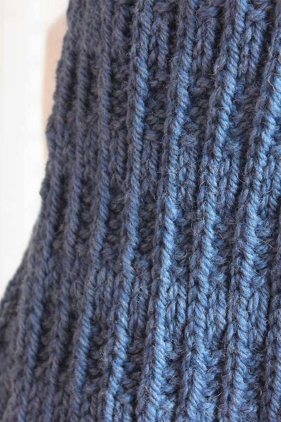 Knitting Accessories Patterns : Knitting pattern scarf knit
