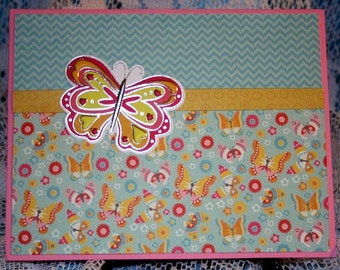 Butterfly Card for Any Occasion  20160031
