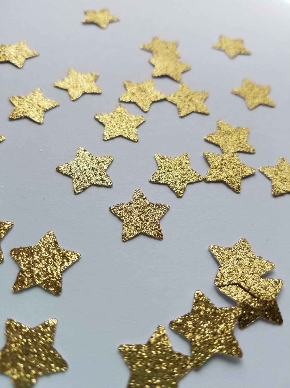 Gold Glitter Confetti   Star Baby Shower   Wedding Decor   Bridal Shower    Wedding Decor