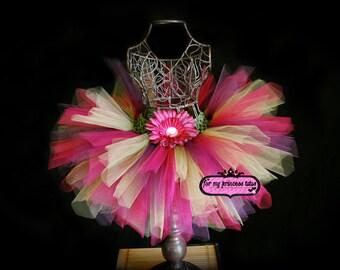 Very Berry Tutu -newborn tutu, toddler tutu, dress up tutu, birthday tutu, dance tutu, pageant tutu, wedding tutu, TUTU
