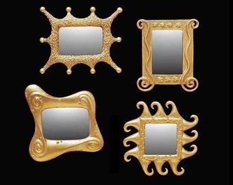 popular items for starburst mirror on etsy