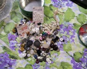 Reserved for Josie Vintage Buttons Over 1 Pound Assorted Buttons