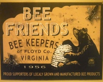 Bee Friends, Outdoors