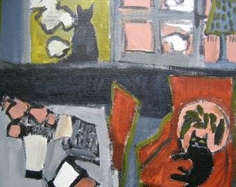 June-Black Cats