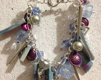 Twilight Jingle Bracelet & Earring Set