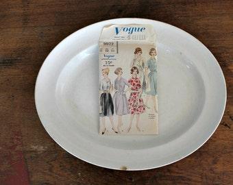 vintage vogue pattern 9972