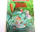 Rescuers Down Under Coloring Book, Vintage Childrens 1990 Walt Disney Pictures Animated Movie Quiet Activity Book itsyourcountry