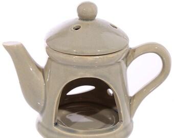 Teapot Oil Burner