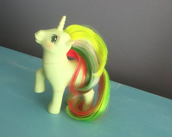 Vintage Rare G1 My Little Pony Mimic