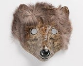 masquerade hedgehog paper mask