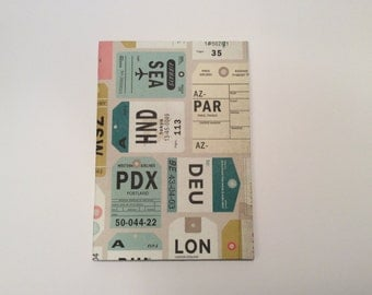 Passport Cover Luggage Tags (#363)
