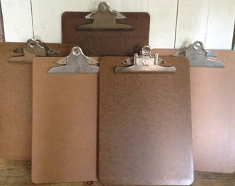 Vintage clipboard