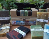 Soap Sampler ~ Try 8 of our Soaps!