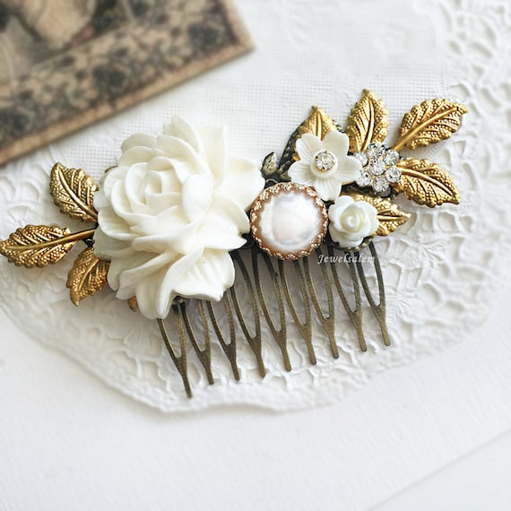items similar to wedding hair comb bridal hair accessories