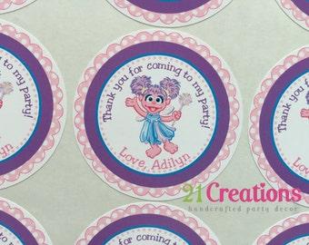 Abby Cadabby Stickers