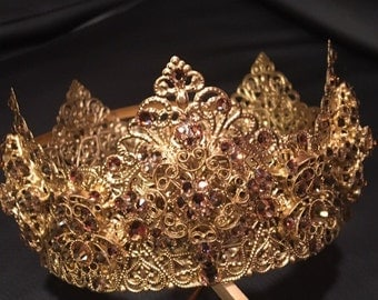 Crown fit for a baby prince/princess