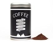 COFFEE Caddy Twin Peaks