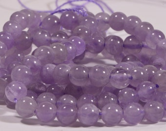 Amethyst Beads Natural Gemstone Beads Jewelry Making Supplies Beads