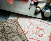 Create Your Own Stamp workshop  14 May / 1230-1400