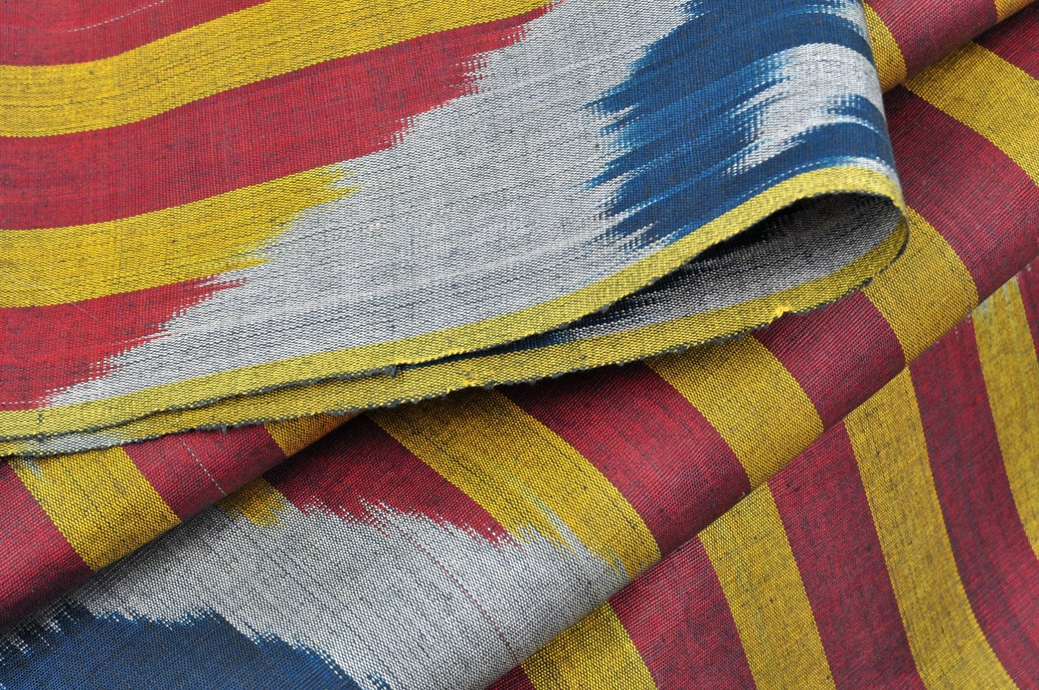 Sale ikat fabric ikat fabric by the yard hand woven for Cloth for sale by the yard