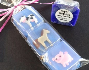 Farm Animal Soap