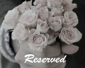 Reserved listing for Cathryn