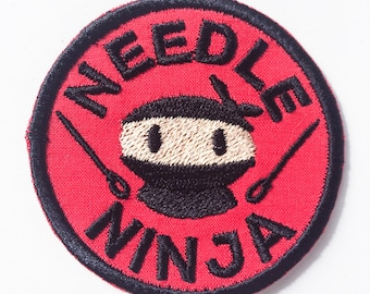 Needle Ninja Patch