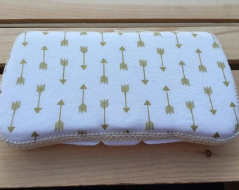 Baby Wipes Case, Travel Wipes Case, Arrows