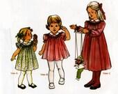Mindy a Girls Dress Pattern  by Children's Corner  #8