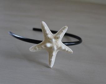 Large Knobby Starfish Headband